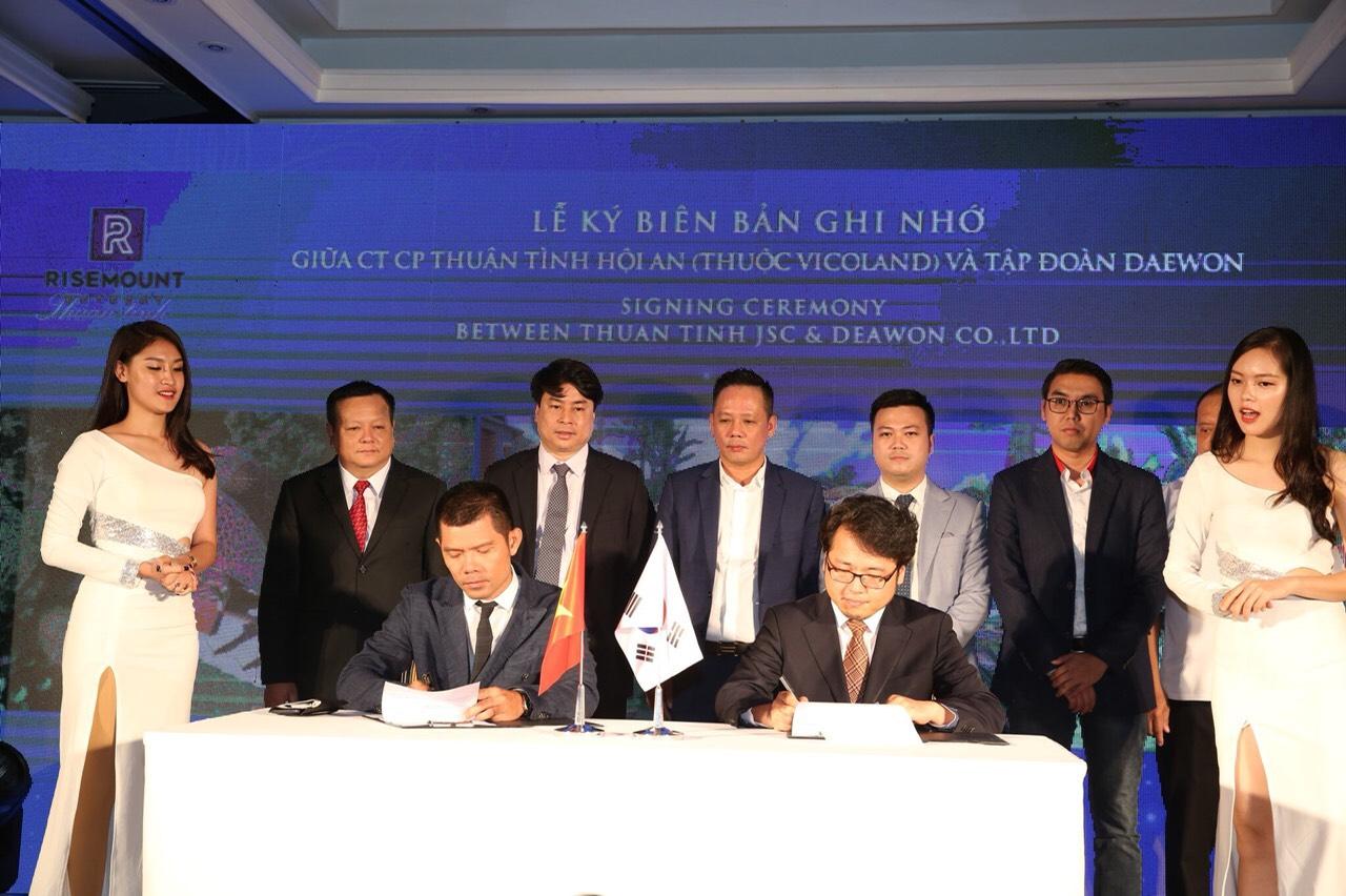 """Thương hiệu Risemount chính thức mở""""Cửa Sáng"""" cho các nhà đầu tư và khách hàng Hà Nội."""