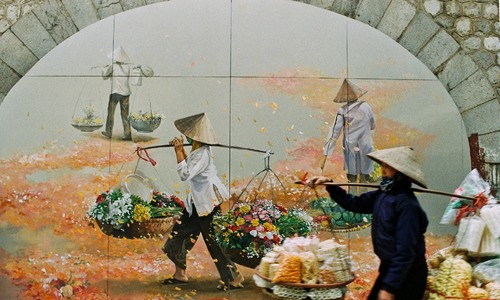 Mùa thu Hà Nội trong mắt chàng trai Sài Gòn